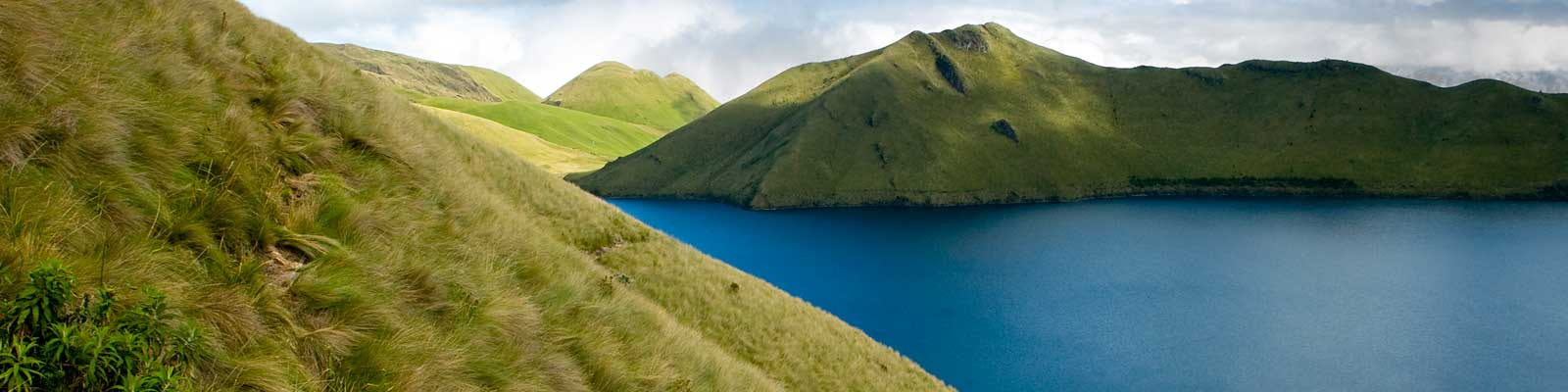 Ecuador Montanhas