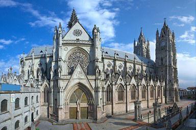 Igreja de Quito