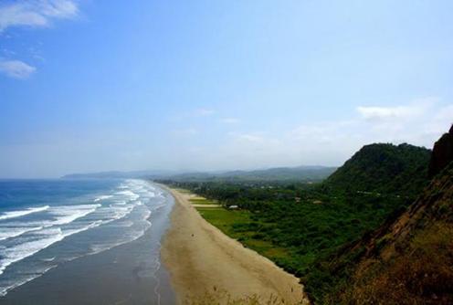 Praia de Oceano Olon