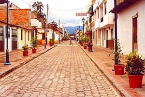 Rua Colonial Cotacachi