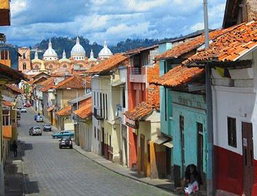 Rua Colonial Cuenca
